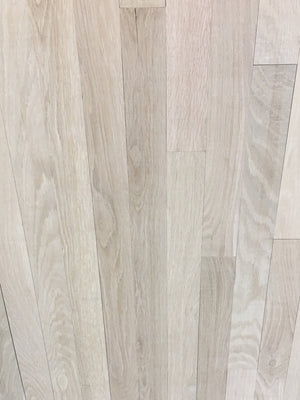 "Raw 2 1/4"" select and better white oak"