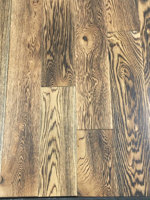 "Homerwood 5"" Smoked Oak -- 23.5 sqft p/ctn"