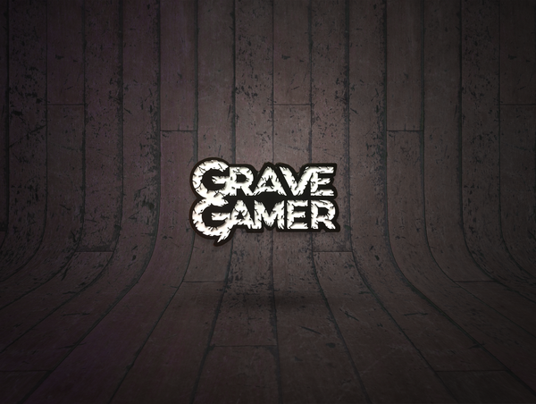 LOGO PIN - Grave Gamer