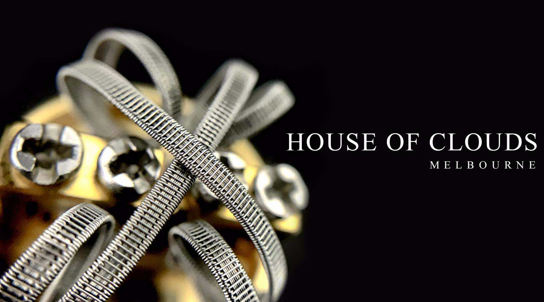 HOUSE OF CLOUDS SHOP LOGO