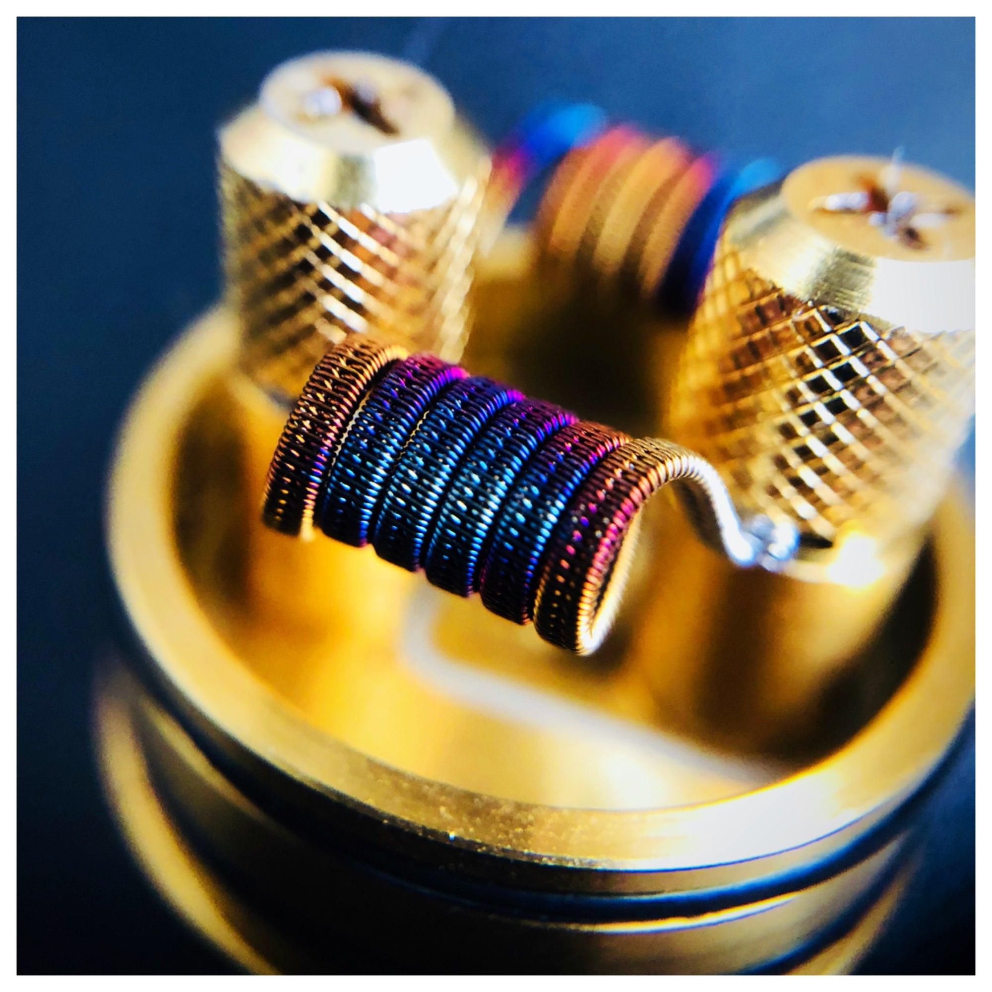 Cloud Mad Staggered Fused Claptons
