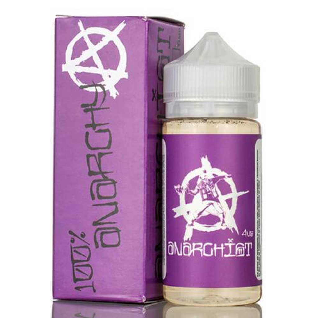 Anarchist E-Liquid - Purple Australia