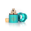 dotRDA (Gold Logo, 24mm RDA)  Tiffany blue