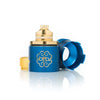 dotRDA (Gold Logo, 24mm RDA) Royal blue