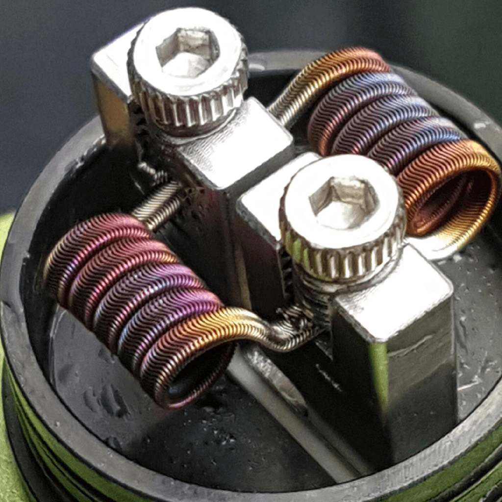Fralien Coils By Cloud Mad Coils
