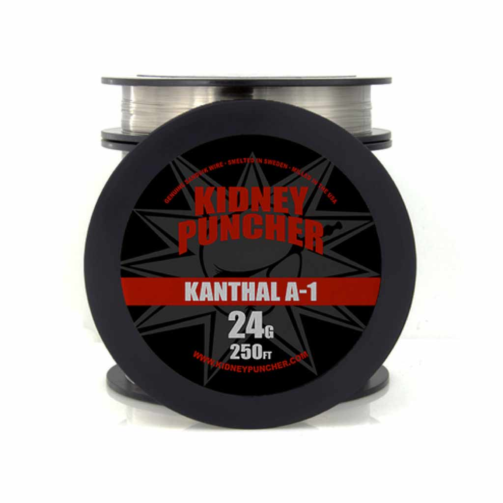 Kidney Puncher Kanthal A-1 Wire 250ft