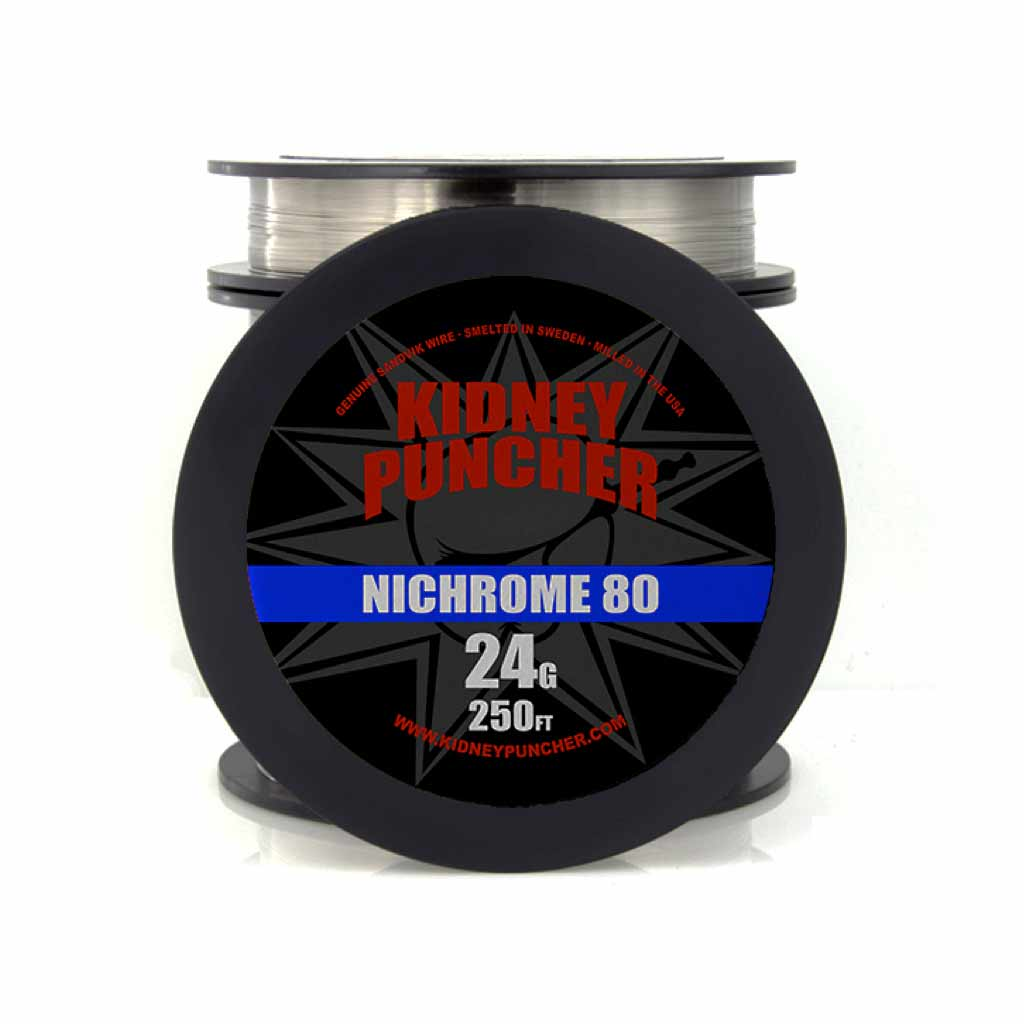 Kidney Puncher Nichrome 80 Wire 250FT