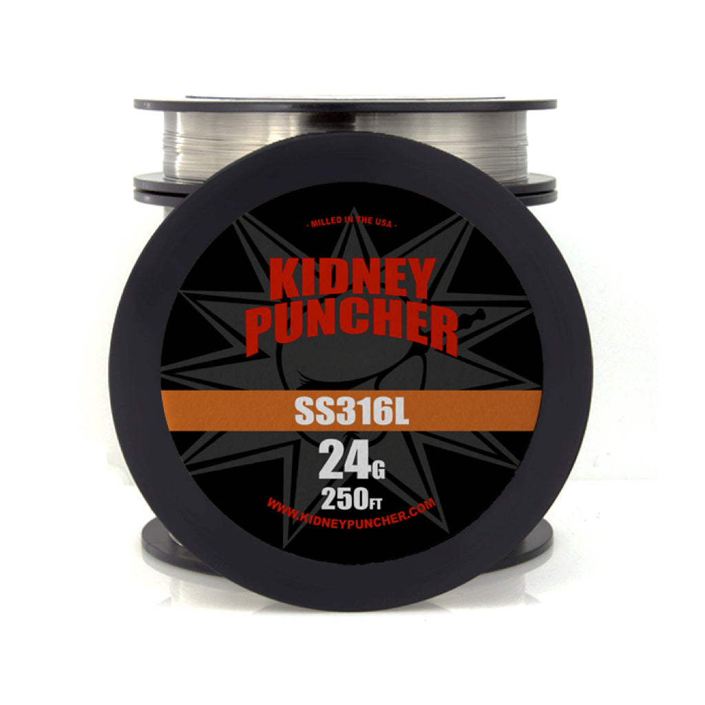 Kidney Puncher SS316L Wire 250FT