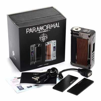 Lost Vape paranormal kit