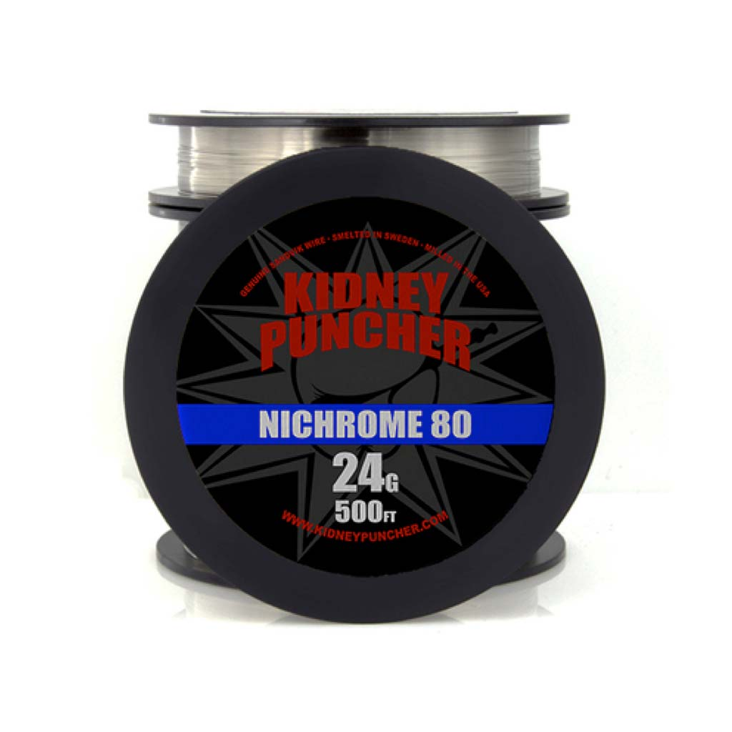 Kidney Puncher Nichrome 80 Wire 500FT
