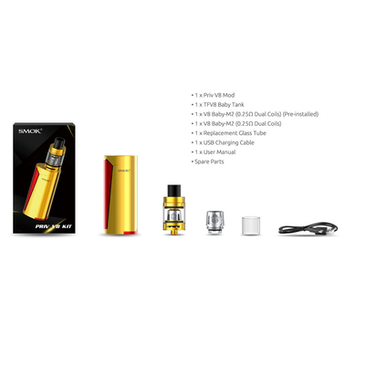 SMOK Priv V8 60W Kit