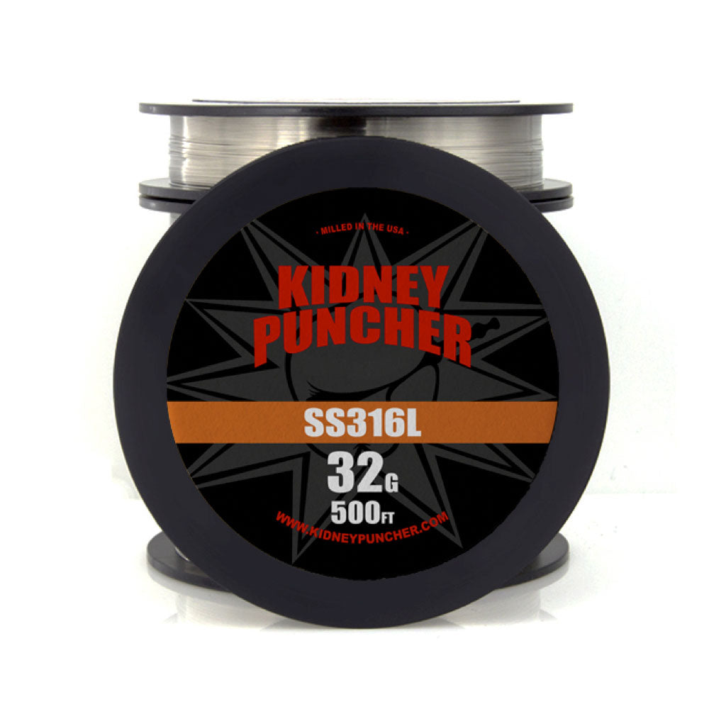 Kidney Puncher SS316L Wire 500FT