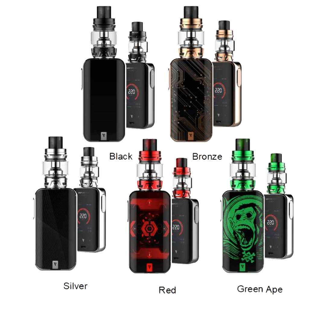Vaporesso Luxe 220W Kit With SKRR Tank
