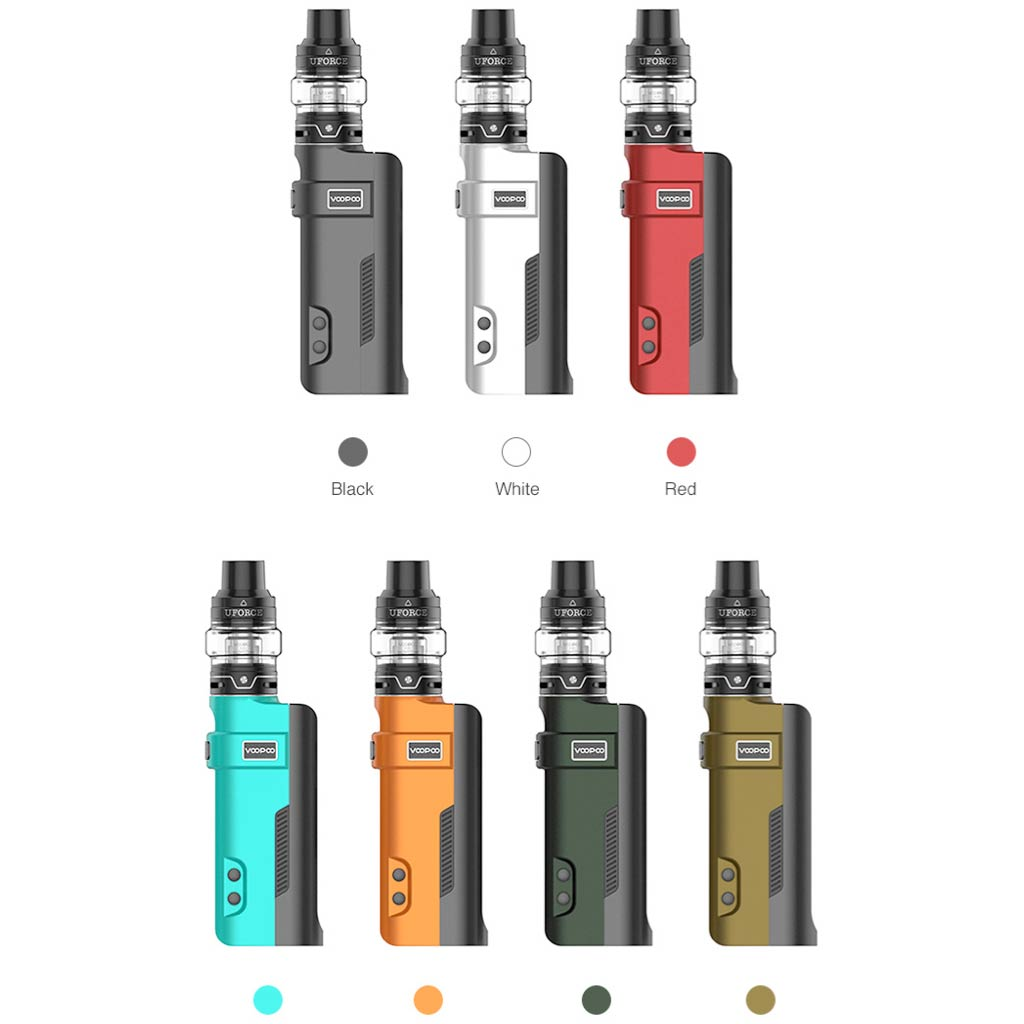 Voopoo Rex 80W Kit/Uforce Tank
