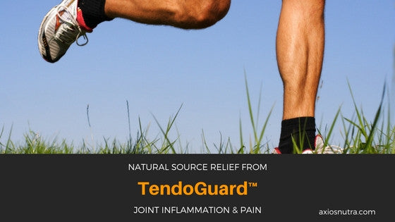 Natural Source Relief for Joint Pain and Inflammation