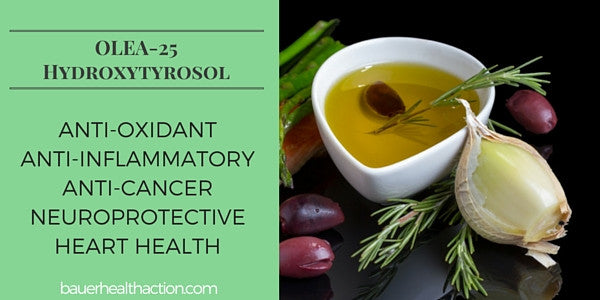 Health Benefits of Polyphenol Hydroxytyrosol