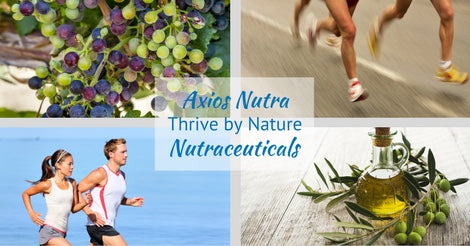 Axios Nutra - Thrive by nature