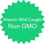 Atlantic Wild Caught non-GMO