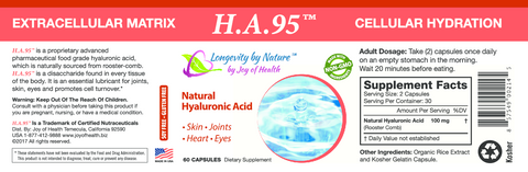 H.A.95™ - Extracellular Matrix Hydration
