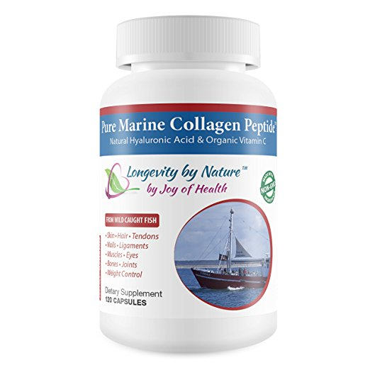 Pure Marine Collagen Peptide™ Capsules