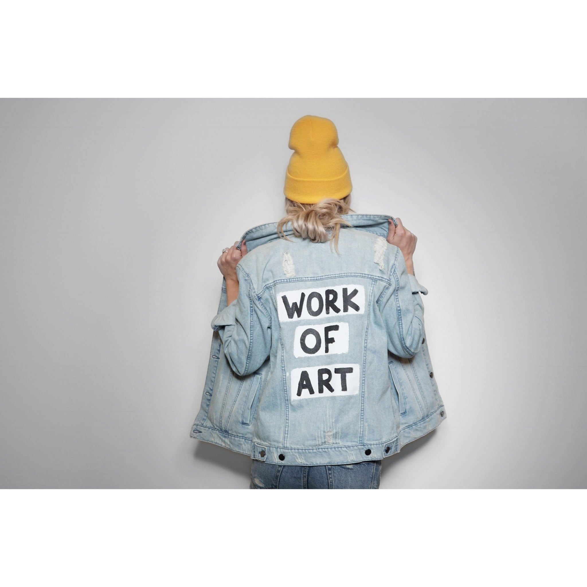 WOA | Denim Jacket