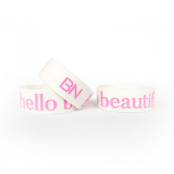 Hello Beautiful | Wristband