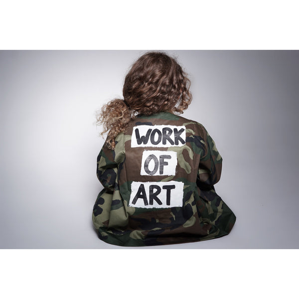 WOA | Kids Camo Jacket