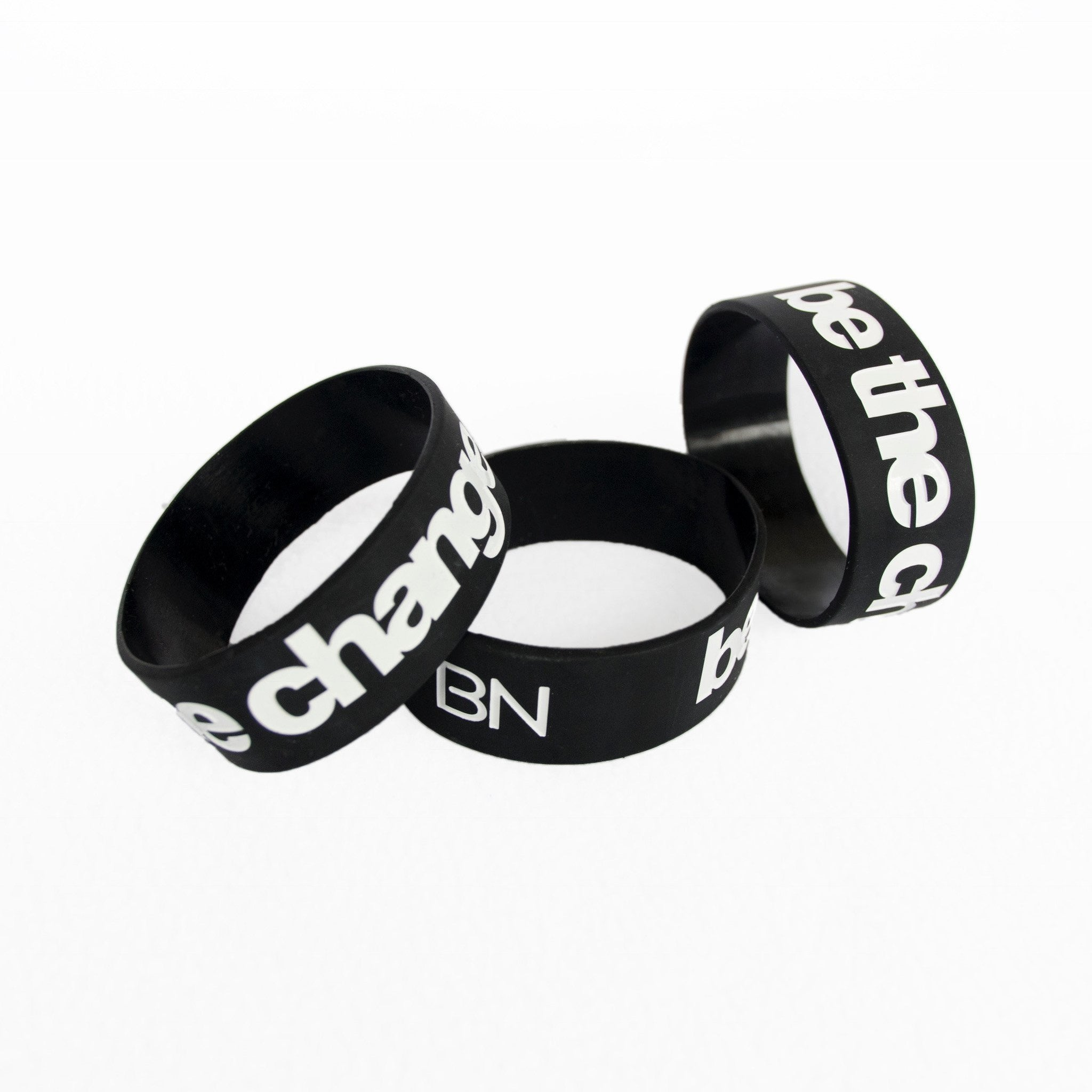 Be the Change wristband