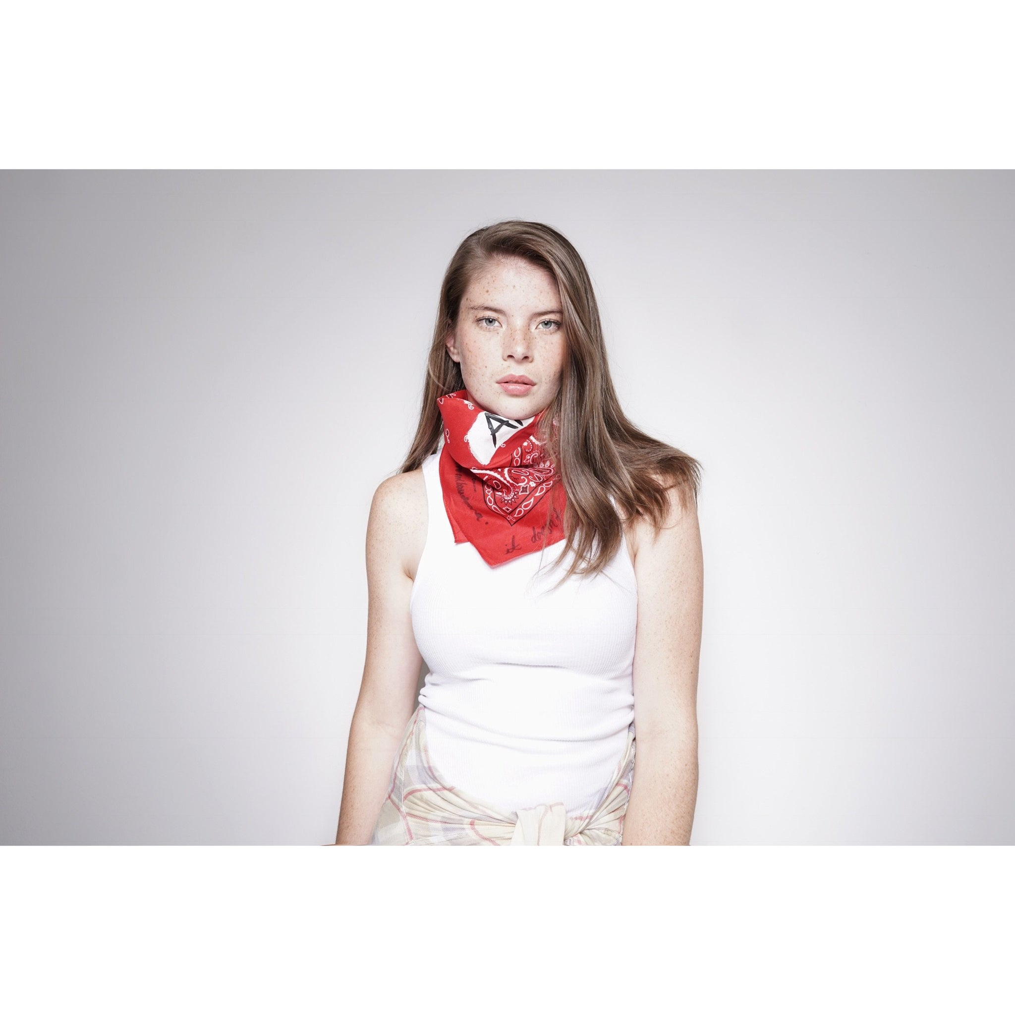 WOA | Red Bandana