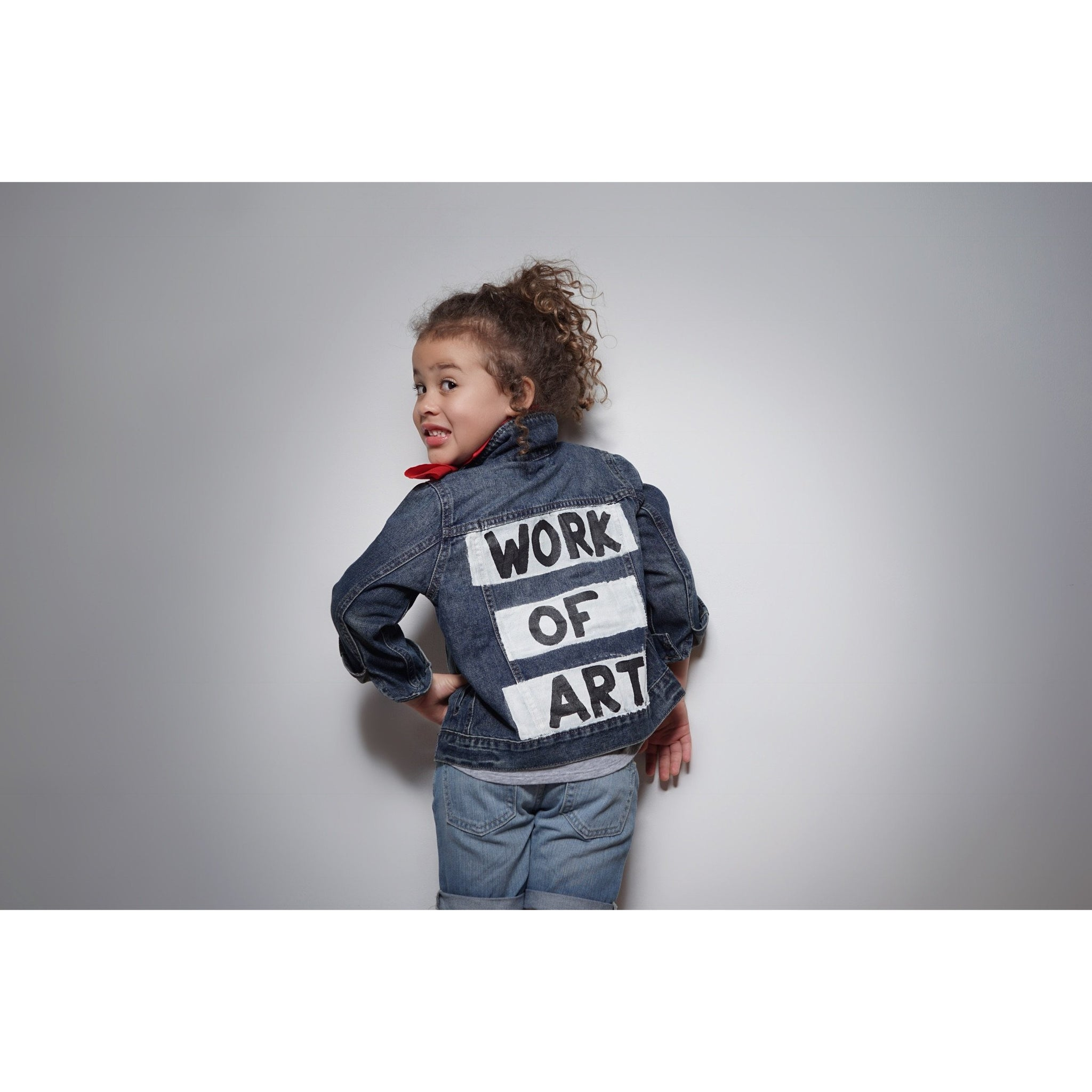 WOA | Kids Denim Jacket
