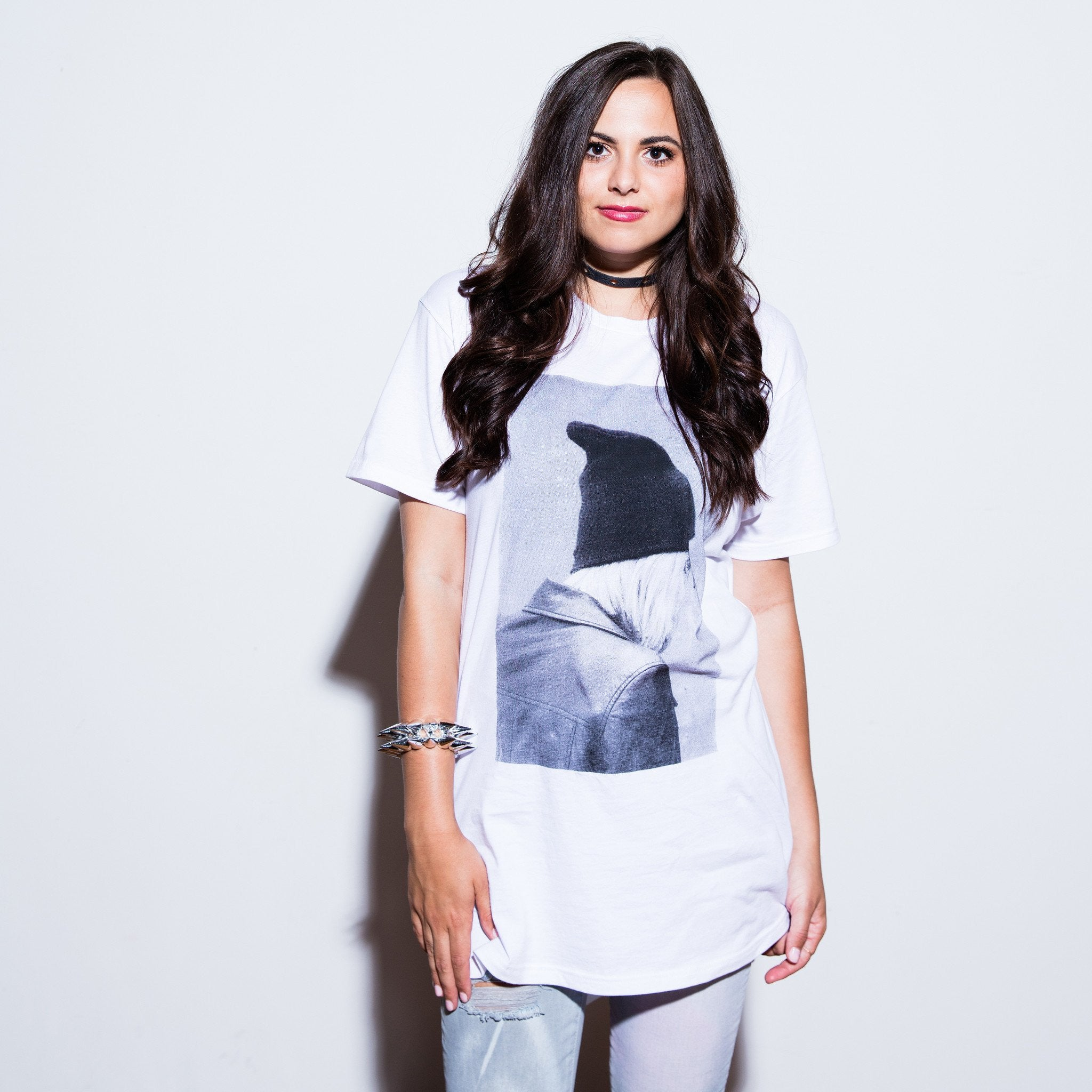 Photo Shirt | Long Body Tee