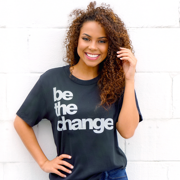 Be the Change | Unisex Tee