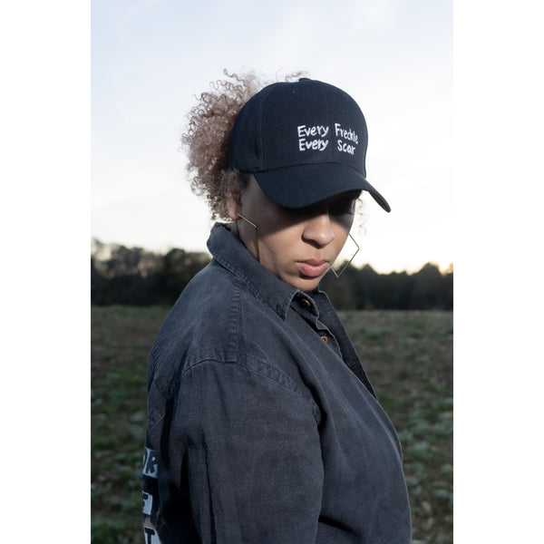 WOA | Black Every Freckle Hat