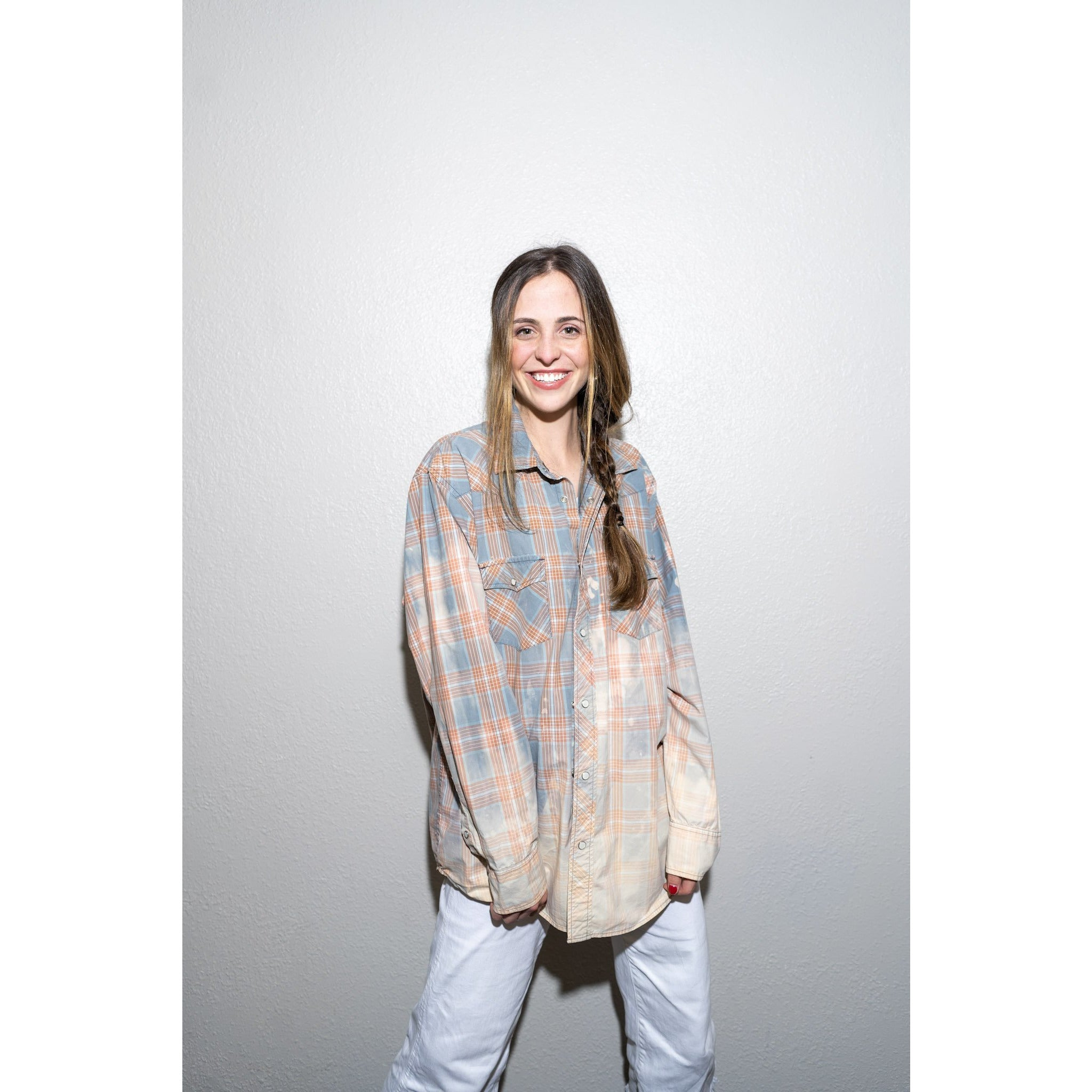 WOA | HAND DYED FLANNEL 38