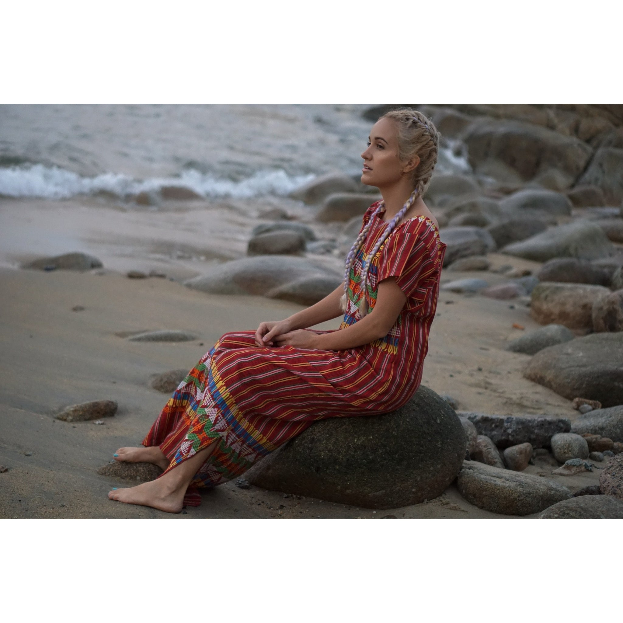 WOA | By the Sea Dress ~ Vintage