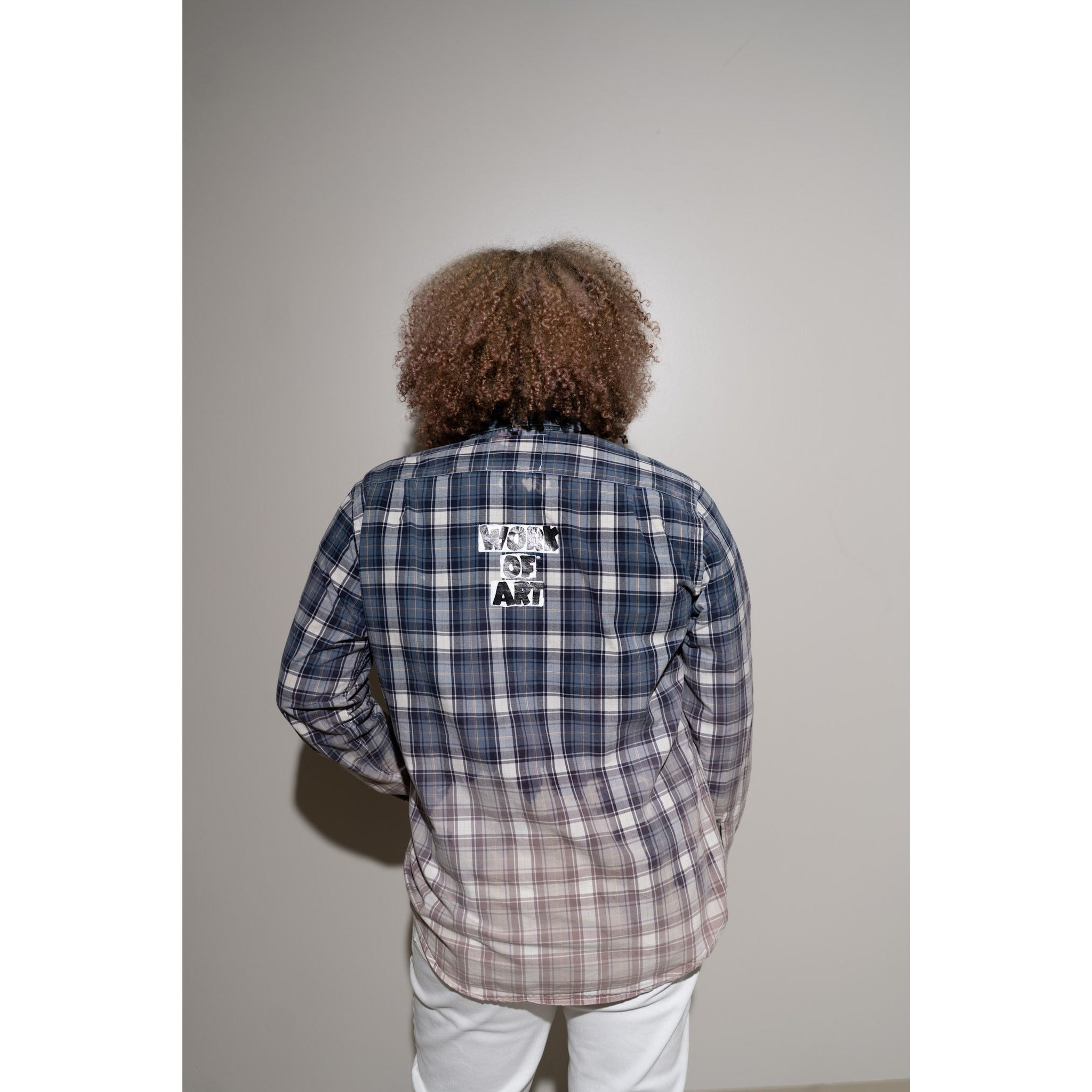 WOA | HAND DYED FLANNEL 29