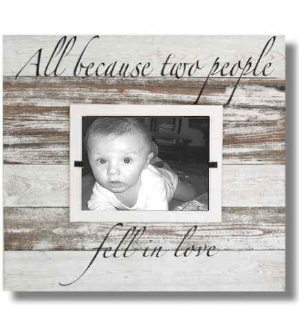 Love photo frames, love picture frames, rustic picture frames, baby photo frames