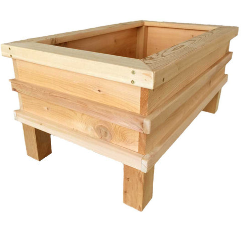 FSC Certified Retro Urban Planter (2 sizes)