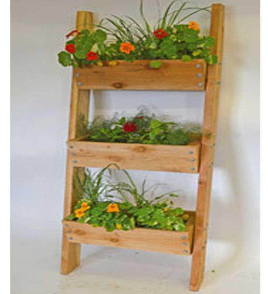 FSC Certified Vertical Planter 3-Tier