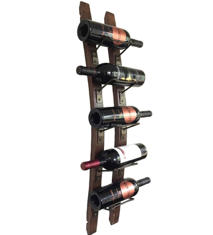 Wine rack, wall wine rack, wooden wine rack, wine storage, wine glass rack