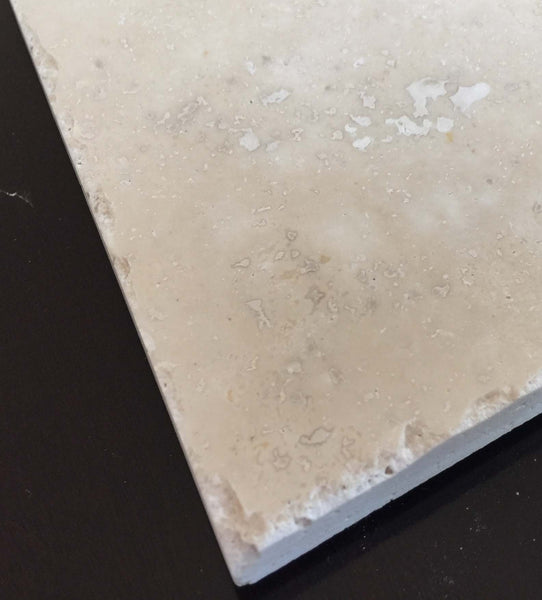 Natural Travertine Stone Serving Platter