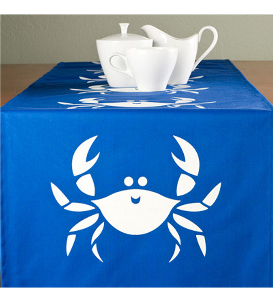 Happy Crab 100% ECO-Friendly Table Runner
