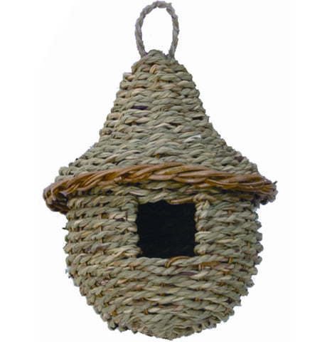 Seagrass Nesting Bird House
