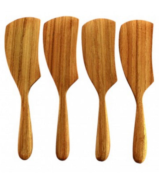 Sustainable Teak Spreaders (set of 4)