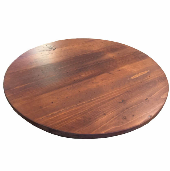 Wine Barrel Lazy Susan, 20-Inches