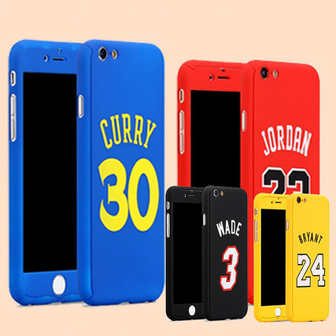 NBA Star iPhone Protective Case