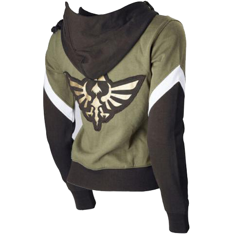The Legend of Zelda Zipper Hoodie