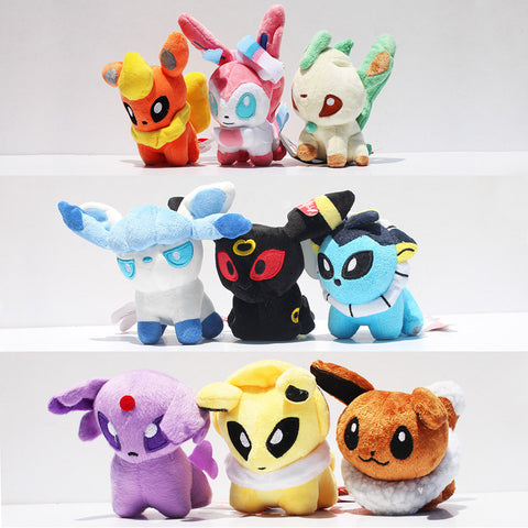 "Pokemon Eeveelutoion 5"" Plush Doll"
