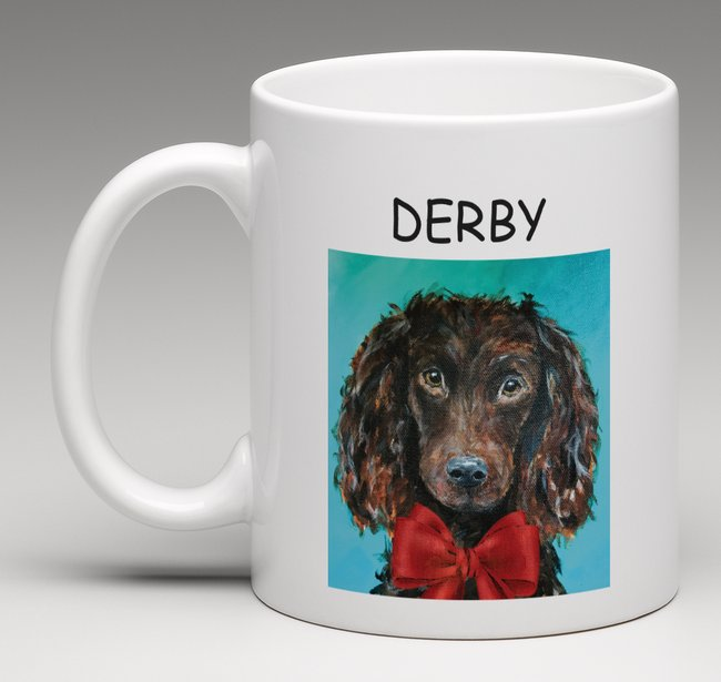 Custom Pet Mug From Your Commissioned Pet Portrait