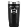 Personalized Pumpkin Tumbler (20 oz.)